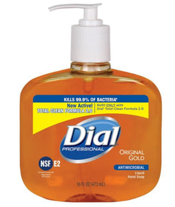 Dial Liquid Gold Pump Soap (case of 12)