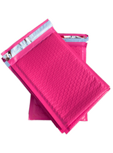 Load image into Gallery viewer, Hot Pink Poly Bubble Mailers - Shipping-Depot
