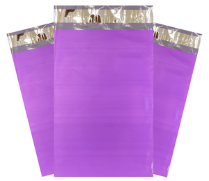 Purple Poly Mailers - Shipping-Depot