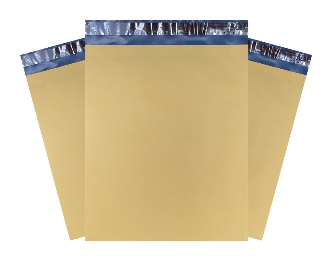 Yellow Poly Mailers - Shipping-Depot