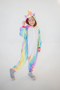 Kids Rainbow Unicorn Yumio