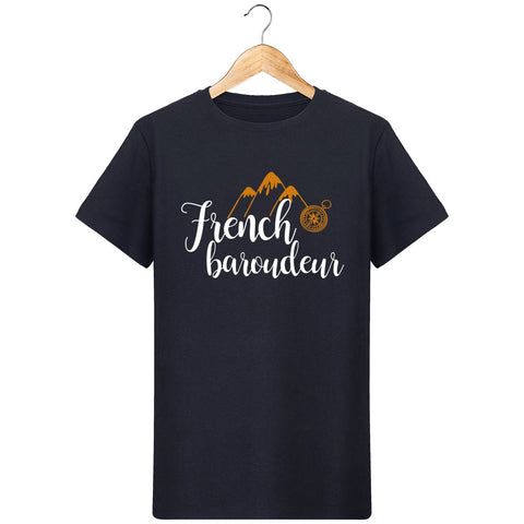 T-Shirt french baroudeur pour homme
