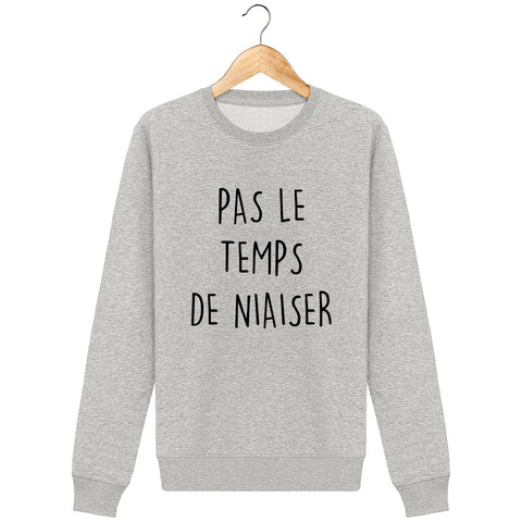 products/2316493-sweat-col-rond-unisex-stanley-stella-rise-sweat-pas-le-temps-de-niaiser-face.jpg