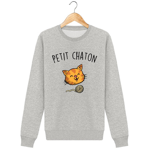 Sweat petit chaton