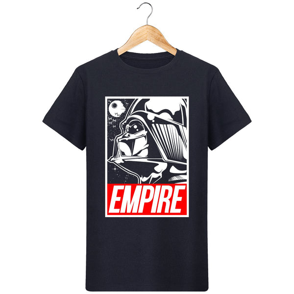 T-Shirt star wars empire dark vador pour homme