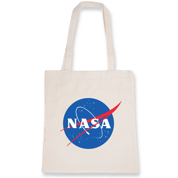 Tote bag 100% coton BIO Nasa