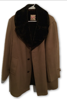 Vintage Wool Coat - wardrobecult