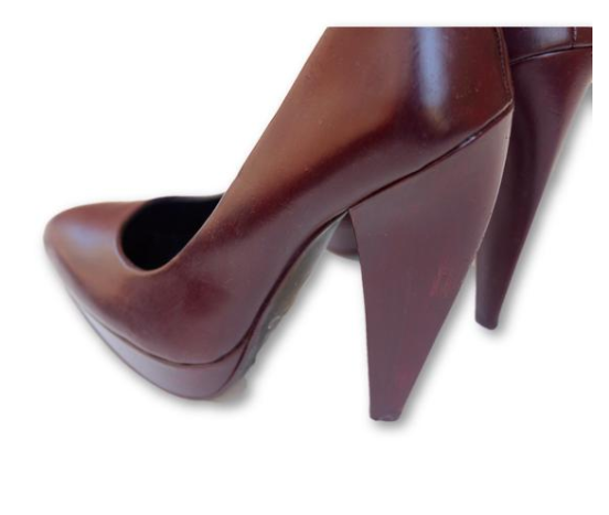 Plum Aldo Shoes - wardrobecult