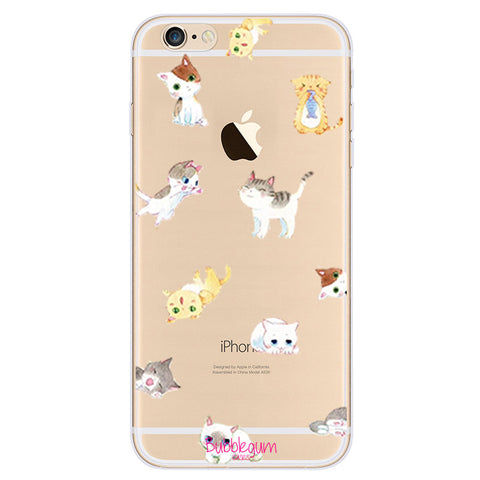 iPhone MINI CATS Tpu Case