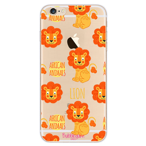 iPhone MINI LION Tpu Case