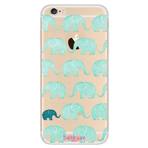 iPhone MINI ELEPHANT Tpu Case