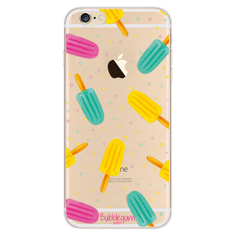 iPhone Funny Food Tpu ICE LOLLY Case