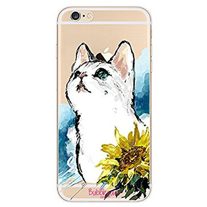 iPhone Artistic Animals Tpu Big Cat