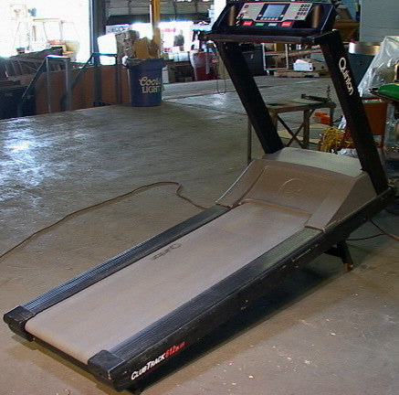 Quinton Club Trac 3.0 Treadmill