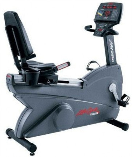 Life Fitness 9500 Next Gen Recumbent Bike