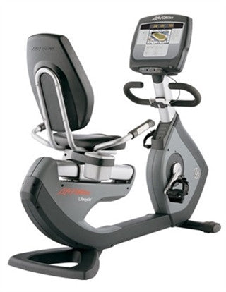 Life Fitness 95R Engage Recumbent Exercise Bike