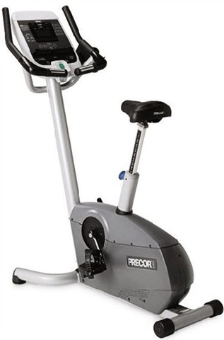 Precor 846i Recumbent Upright Bike