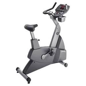 Life Fitness 95U Integrity Upright Exercise Bike