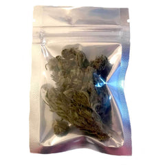 3.5g (one eighth) Hemp Flower Packet - Green Goddess Supply