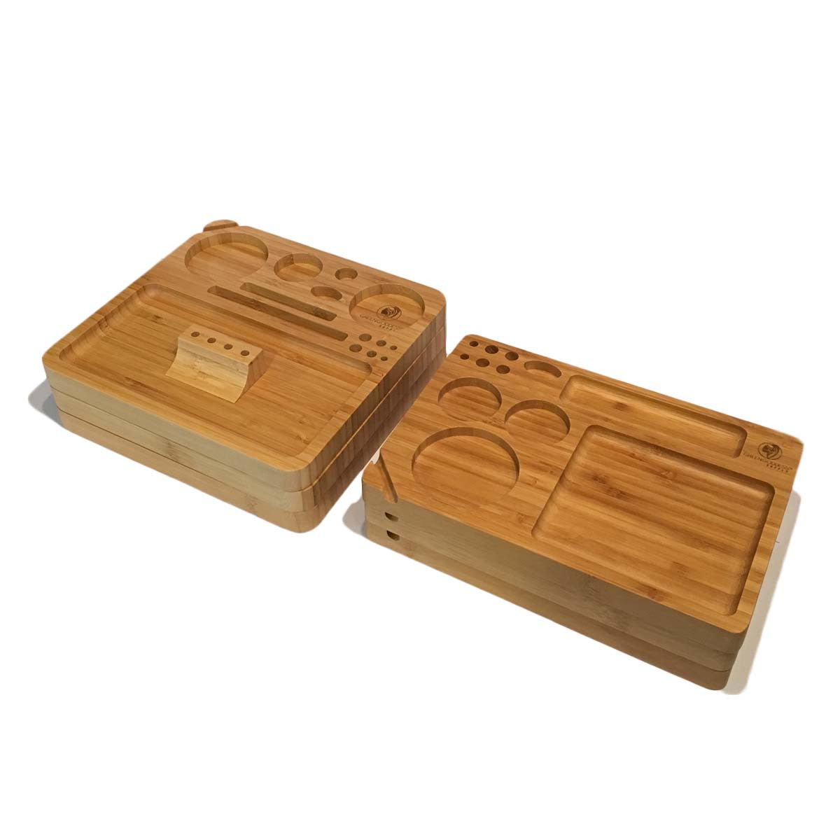 Rolling Tray Bundle - Green Goddess Supply