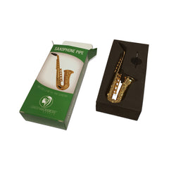 Deluxe Saxophone Pipe - Green Goddess Supply