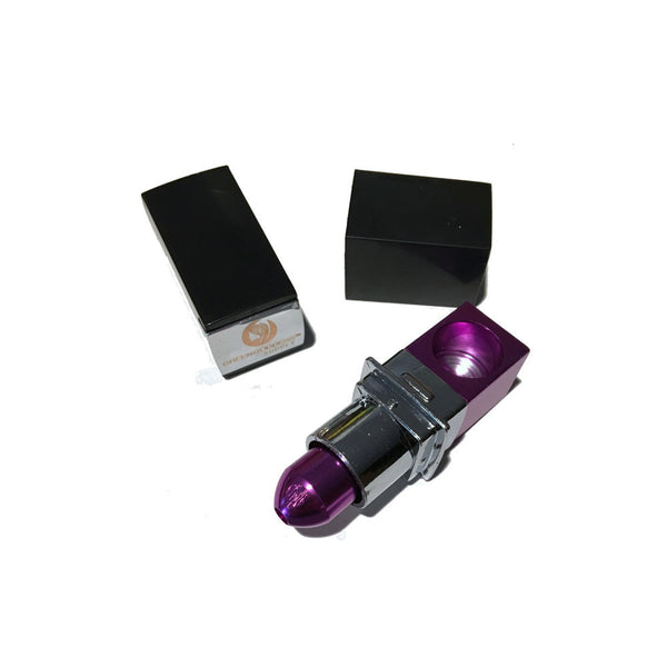 Lipstick Novelty Pipe - Purple