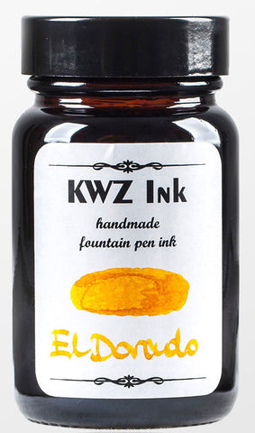 KWZ El Dorado - (60 mL Bottled Ink)