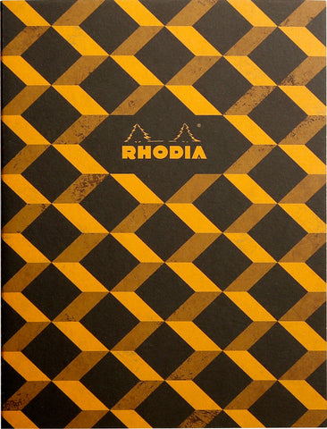 Rhodia Heritage Sewn Spine Notebook - Escher, Lined (6 x 8 1/4)