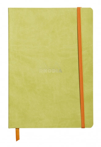 Rhodia Rhodiarama Lined Softcover Notebook - A5 (various colors)