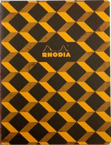 Rhodia Heritage Book Block Notebook - Escher, Lined (6 x 8 1/4)