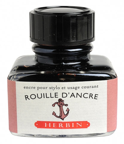 J. Herbin Rouille d'Ancre Ink (30ml Bottle)
