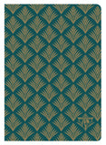 Clairefontaine Neo Deco Lined Notebook - Vegetal (A5)