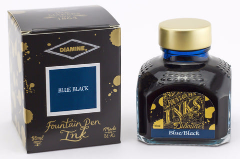 Diamine Blue-Black Ink