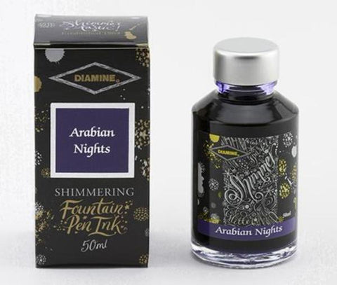 Diamine Shimmer Ink - Arabian Nights