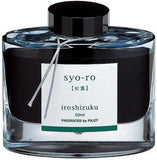Pilot Iroshizuku Syo-Ro (Dew on Pine Tree) 50ml Bottled Ink