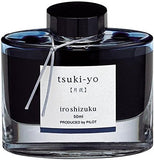 Pilot Iroshizuku Tsuki-Yo (Moonlight Deep Teal) 50ml Bottled Ink