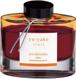 Pilot Iroshizuku Yu-Yake (Sunset Burnt Orange) 50ml Bottled Ink