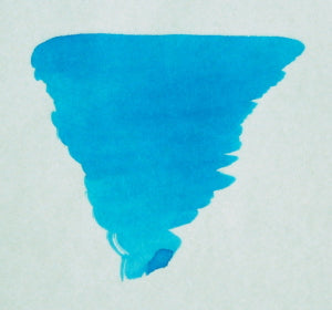 Diamine Aqua Blue - 30 mL Bottled Fountain Pen Ink