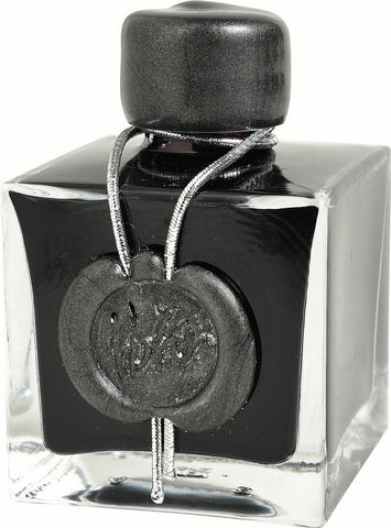 J. Herbin Stormy Grey - 1670 Collection Fountain Pen Ink (50ml Bottle)