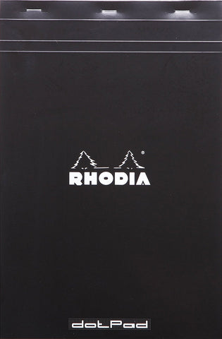 Rhodia No. 19 A4+ DotPad Staplebound Legal Pad