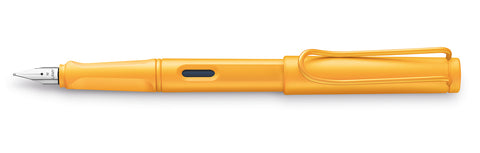 Lamy Safari Candy Fountain Pen - Mango (Special Edition)