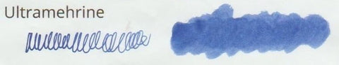 Straits Pen Honest Ink - Ultramehrine (30 mL Bottled Ink)