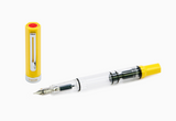TWSBI ECO Yellow Fountain Pen - Limited Edition