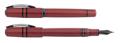 Visconti Homo Sapiens Lava Color Fountain Pen - Inferno