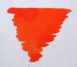 Diamine Pumpkin - 30ml Bottled Fountain Pen Ink