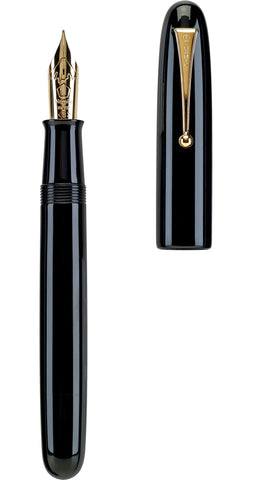 Namiki Emperor Black Urushi Fountain Pen