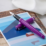 Pilot Falcon Fountain Pen - Purple