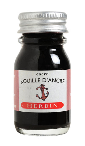 J. Herbin Rouille D'ancre (10 mL Bottle)
