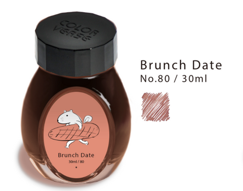 Colorverse Brunch Date - Season 6 Earth Edition (30 mL Bottled Ink)