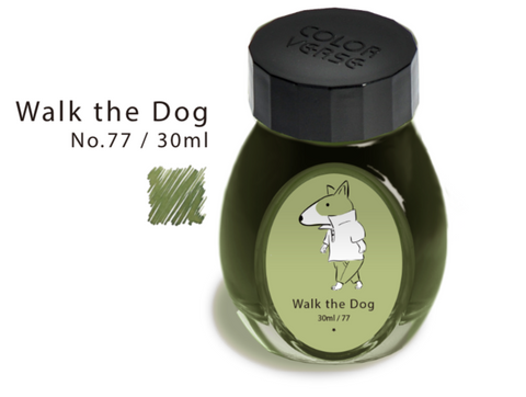 Colorverse Walk the Dog - Season 6 Earth Edition (30 mL Bottled Ink)